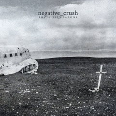 "Дебютный альбом Negative_Crush ""Invisible_Weapons"""