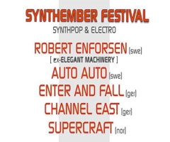 Отчёт: Synthember Festival (12.09.2015)