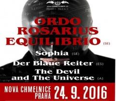 Отчёт: концерт Ordo Rosarius Equilibrio в Праге (24.09.2016)