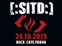 Отчёт: концерт [:SITD:] в Праге (24.10.2015)