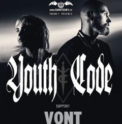 Отчёт: концерт Youth Code в Праге (20.10.2016)