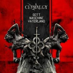 """Cephalgy возвращаются с новым альбомом """"Gott Maschine Vaterland"""""""