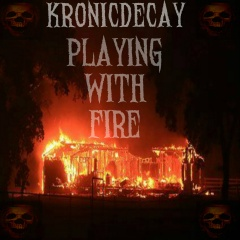 """""""Playing With Fire"""" - новое шершавое и мрачное творение американского проекта KronicDecay"""