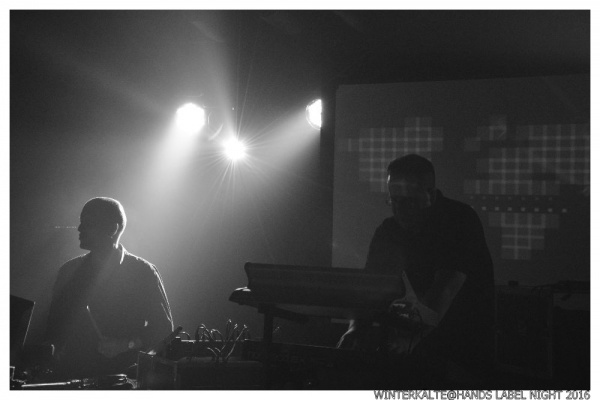 Отчёт: Hands Label Night 2016