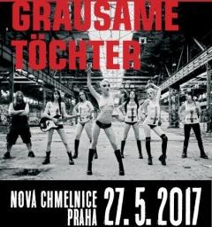 Отчёт: концерт Grausame Toechter в Праге (27.05.2017)