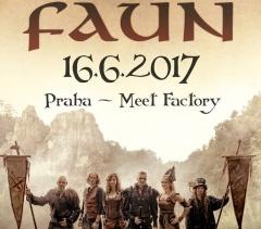 Отчёт: концерт Faun в Праге (16.06.2017)