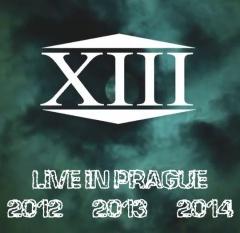 Отчёт: концерты XIII. Stoleti в Праге (2012-2014)