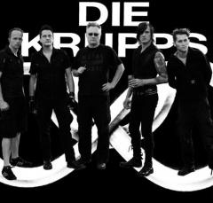 Отчёт: концерт Die Krupps в Праге (15.02.2014)