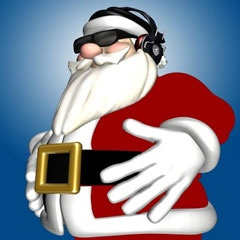 Новогодние и рождественские поздравления 2018