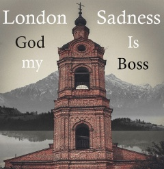 """God Is My Boss"" - новая работа россиянина London Sadness"