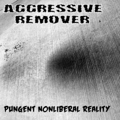 Aggressive Remover - Pungent Nonliberal Reality (2018)