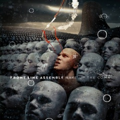 """Wake Up The Coma"" - новый альбом Front Line Assembly"