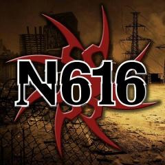 Эксклюзивное интервью российского проекта N-616