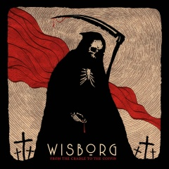 "Wisborg выпускают второй альбом ""From The Cradle To The Coffin"""