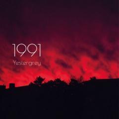 """Дебютный альбом шведского проекта Yestergrey """"1991"""""""