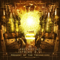 Рецензия: PreEmptive Strike 0.1 - Progeny Of The Technovore (2019)
