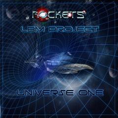 """Группа Rockets LBM Project выпускает новый альбом """"Universe One"""""""
