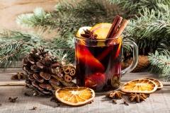 Новогодние и рождественские поздравления 2021
