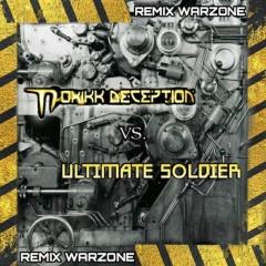 "Совместный релиз Toxikk Deception и Ultimate Soldier ""Remix Warzone"""